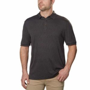 Nat Nast . Textured Short Sleeve Shirt . XXL